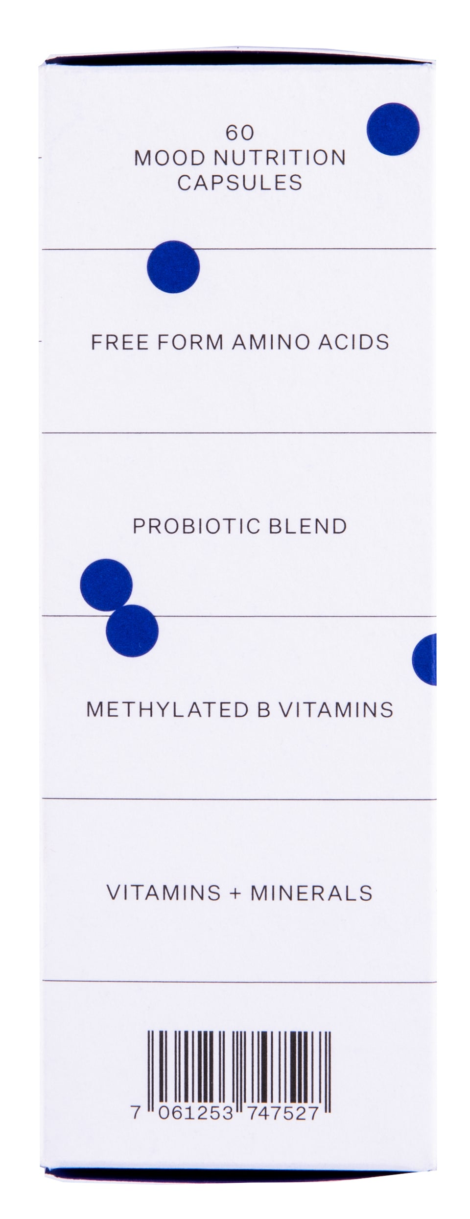 Methylated B vitamins in high strength formula for energy with vitamin b12