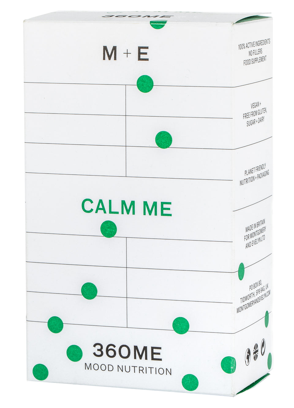 CALM ME 12 Month Subscription