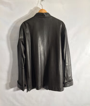 Load image into Gallery viewer, Amazing rare SHANGHAI TANG soft leather jacket, silk lining. UK size 42