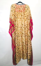 Load image into Gallery viewer, Vintage silk sari fabric made into tunics by FANTASIA