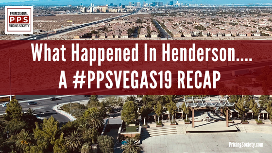 What Happened In Henderson... A Recap of #PPSVEGAS19