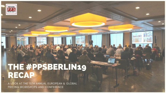 The #PPSBERLIN19 Conference Recap