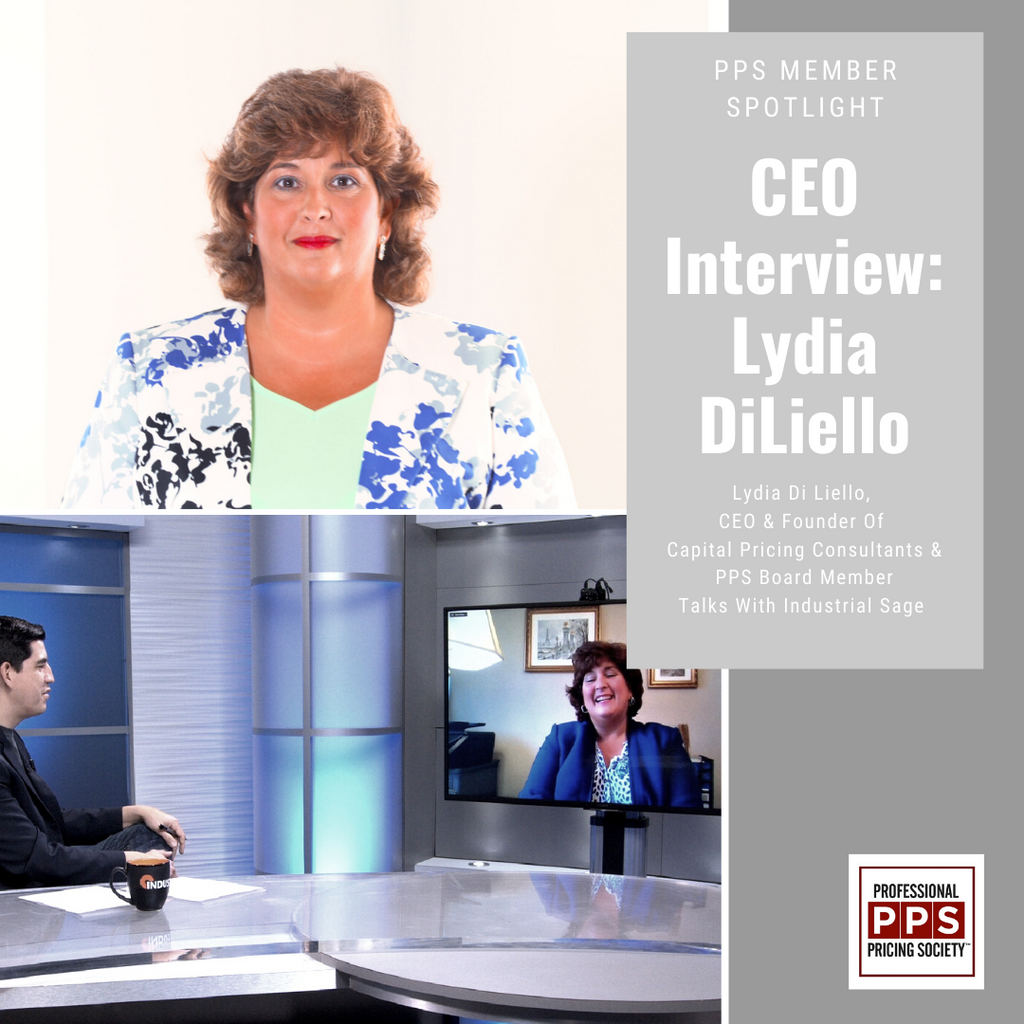 CEO Interview: Lydia Di Liello
