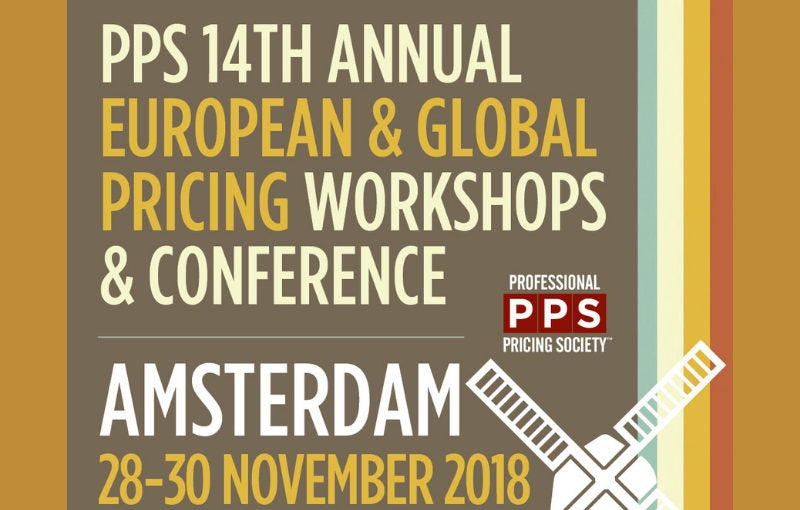 The 14th Annual European & Global Pricing Workshops & Conference - Amsterdam Recap