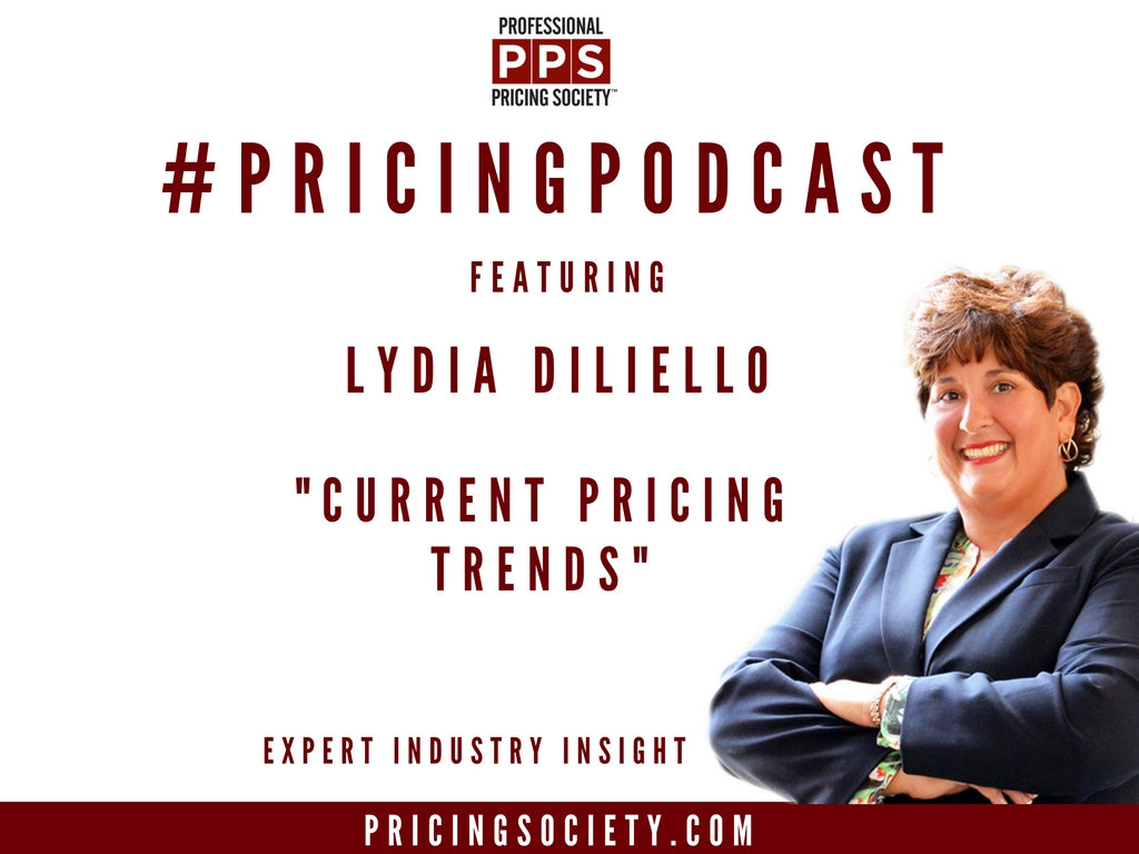 Pricing podcast discussing current global trends in pricing