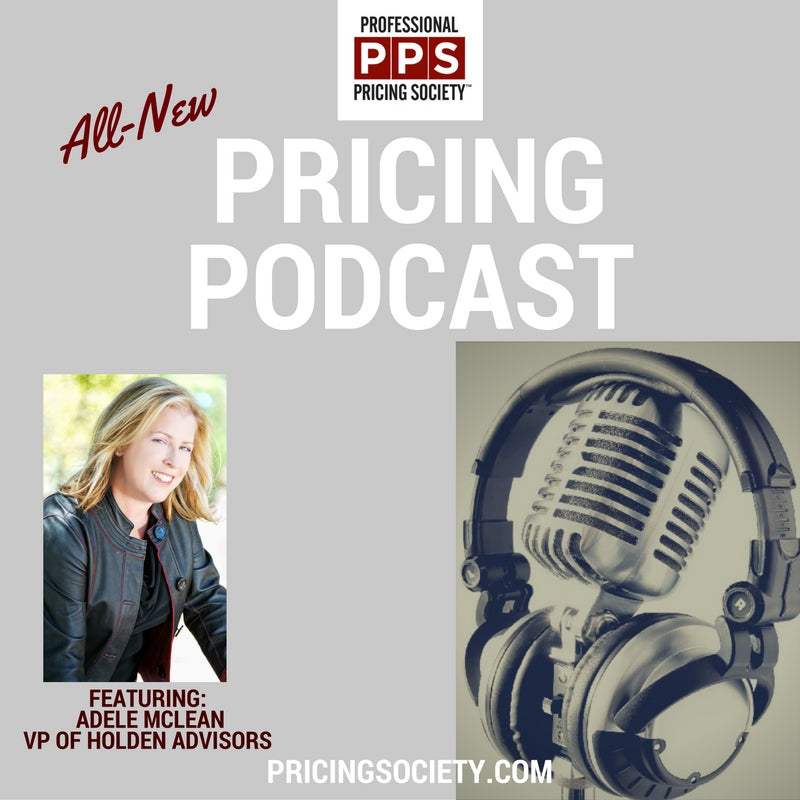 Pricing Podcast: Executive Support For Pricing Transformation