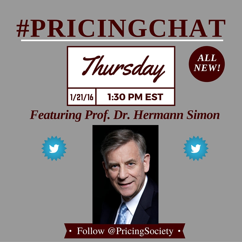 Hermann Simon #PricingChat (1)