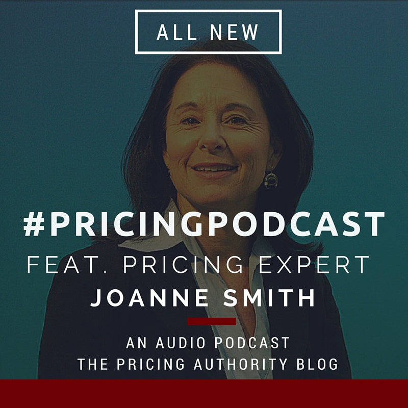 Joanne Smith Podcast April