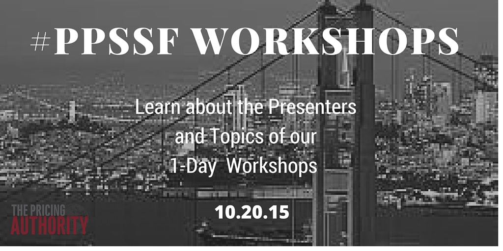 #PPSSF Workshops 10.20.15
