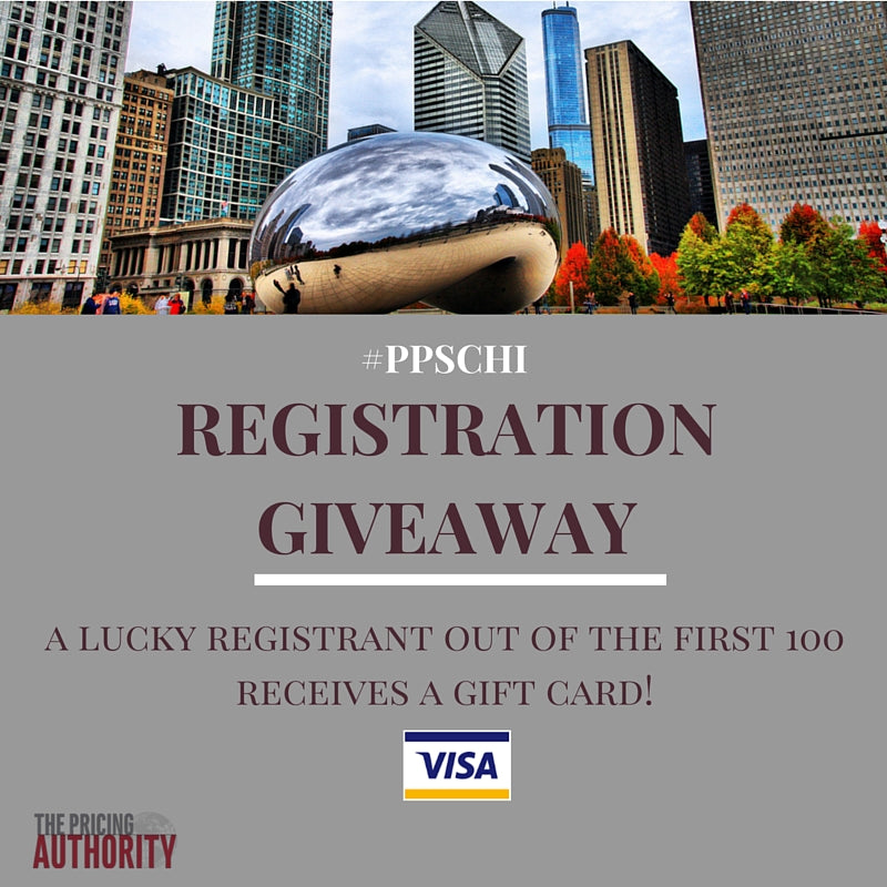 Registration Giveaway #PPSCHI