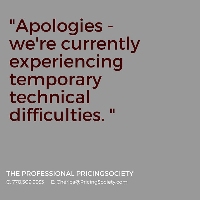 Technical Difficulties - PPS