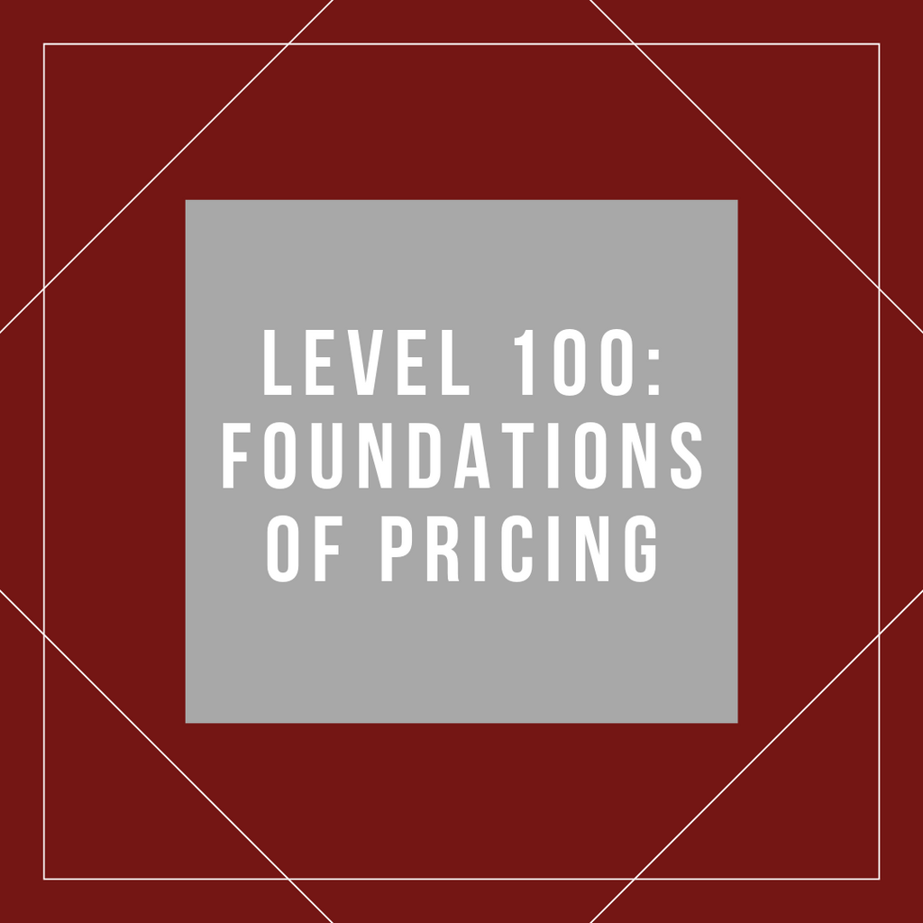 CPA Version: Introduction to Pricing On Purpose - (Ron Baker & Ed Kless)