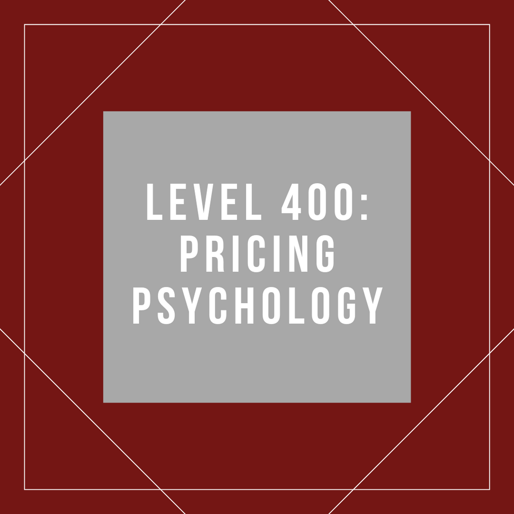 Psychological Aspects of Pricing - (Andreas Hinterhuber & Stephan Liozu)