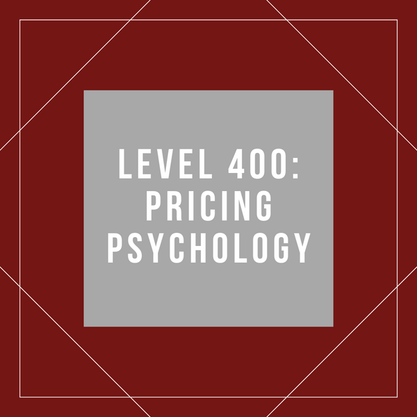 New Perspectives on Pricing - (Dr. Enrico Trevisan)