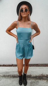 Jessica Tie Up Back Playsuit