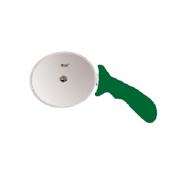 "Pizza Cutter 4"" Green"