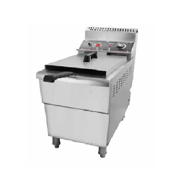 Gas Fryer Single 17 Litre