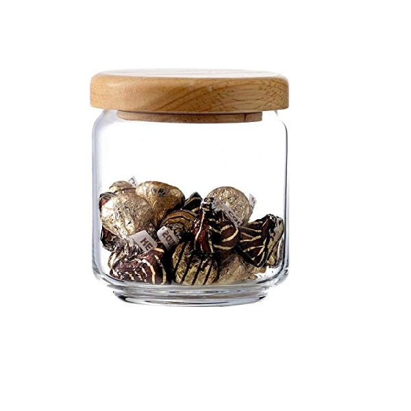 POP JAR Wooden Lid(Set of 6)