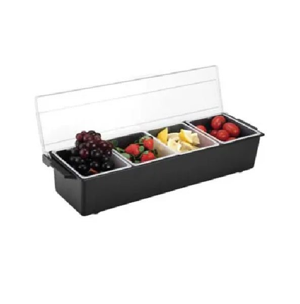 Condiment Tray 4 Compartment