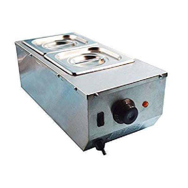 Electric Bain Marie 2 Pan