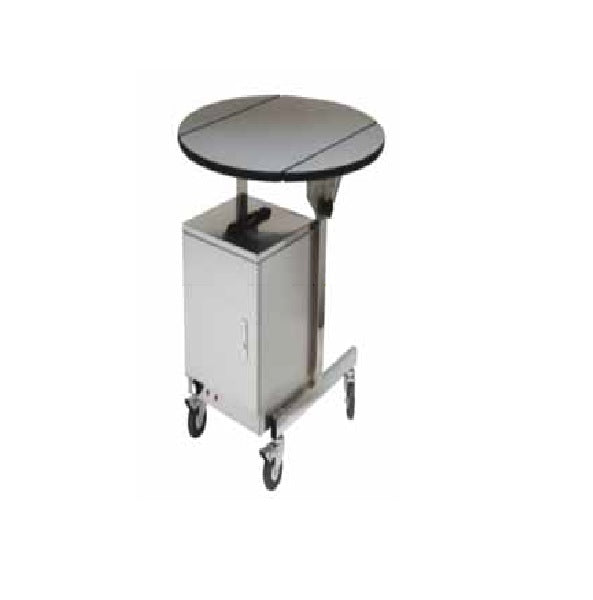 Room Service Cart W/ Hot Case