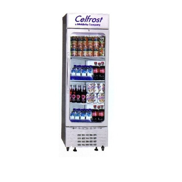 SHOWCASE CHILLER( 300 Litres)