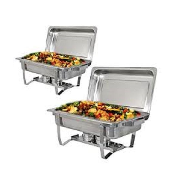 Stainless Steel Electric Chafer