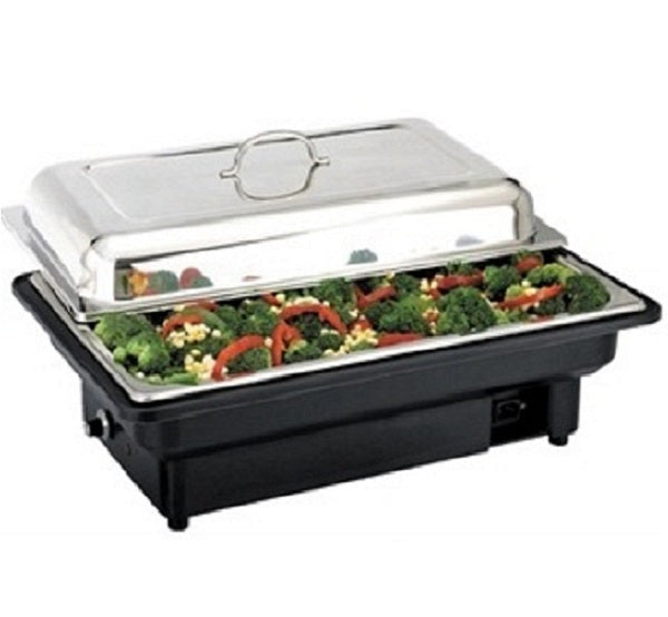 Rectangular Electric Chafer W/ ST  Cover