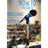 How to Present a Brilliant Speech 2/7 - The Voice Clinic