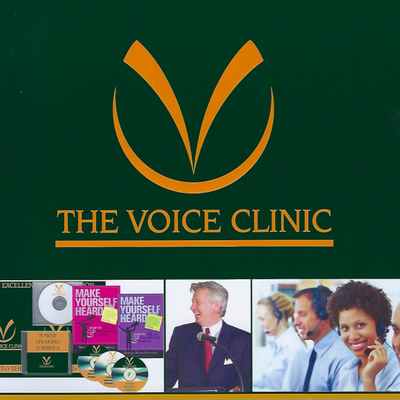 Executive PowerSpeaking Program - The Voice Clinic