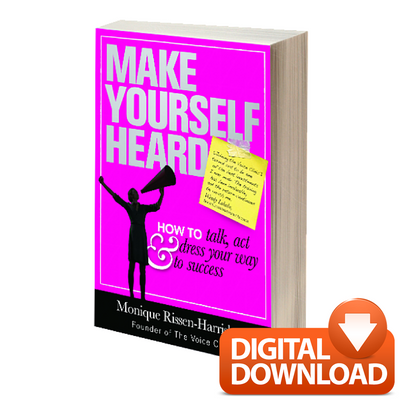 Make Yourself Heard - eBook