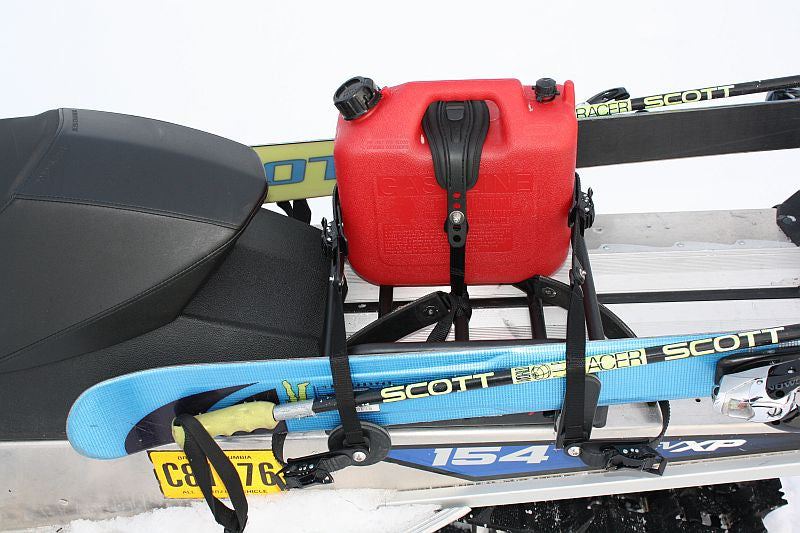 Port Tack Racks Rev Xp Snowmobile Rack Install Guide