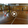 Cone Based Agility Drills OnlineVideo-R80RugbyWebsite-Speed Power Stability Systems Ltd (XLR8)