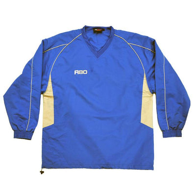 Shell Pull Over Training Top-R80RugbyWebsite-Speed Power Stability Systems Ltd (XLR8)