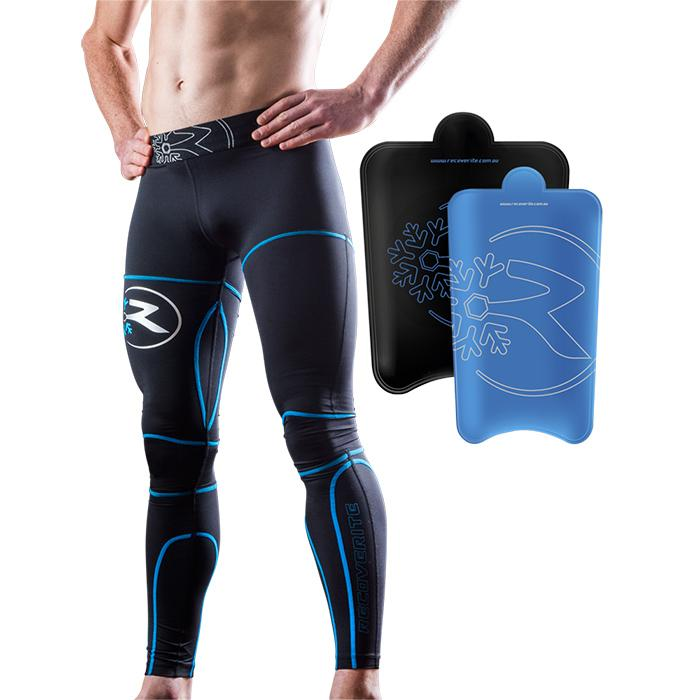 Recoverite R100 Mens Ice Compression Tights