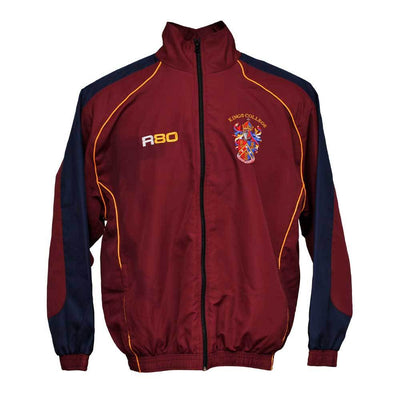 Track Suit Jacket-R80RugbyWebsite-Speed Power Stability Systems Ltd (XLR8)