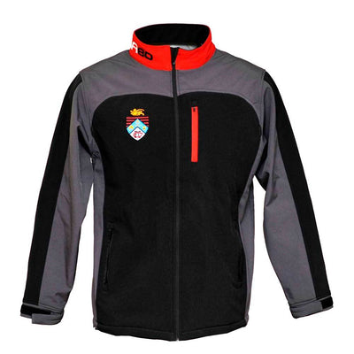 Soft Shell Jacket Jacket-R80RugbyWebsite-Speed Power Stability Systems Ltd (XLR8)