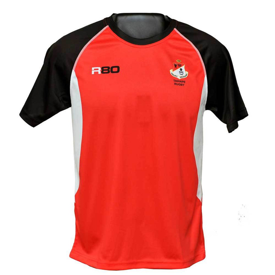 Cool Dry T Shirt-R80RugbyWebsite-Speed Power Stability Systems Ltd (XLR8)