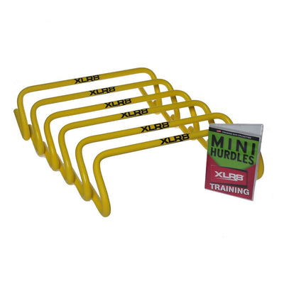 XLR8 Quicken Micro Hurdles 15 cm-R80RugbyWebsite-Speed Power Stability Systems Ltd (XLR8)