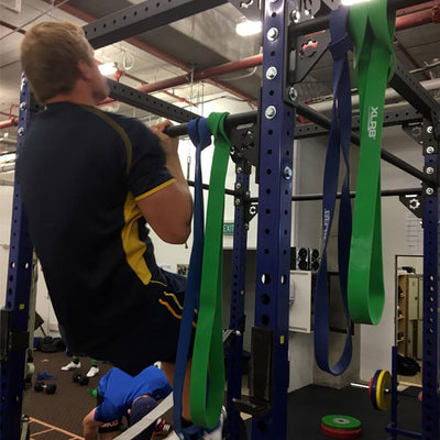 XLR8 Strength Band - Assisted Chin Up Pack-R80RugbyWebsite-Speed Power Stability Systems Ltd (R80 Rugby)