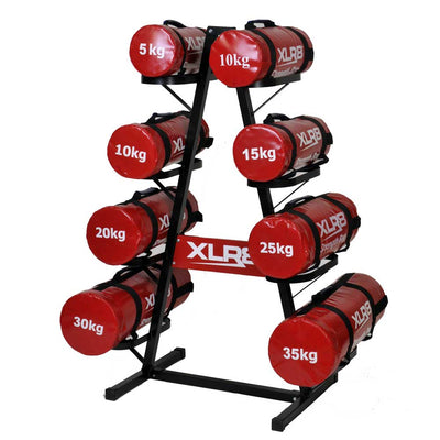 XLR8 Strength Bag Rack-TBA-Speed Power Stability Systems Ltd (XLR8)