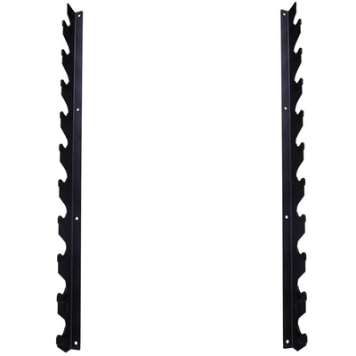 XLR8 Wall Mounted 10 Bar Rack (Gun rack)