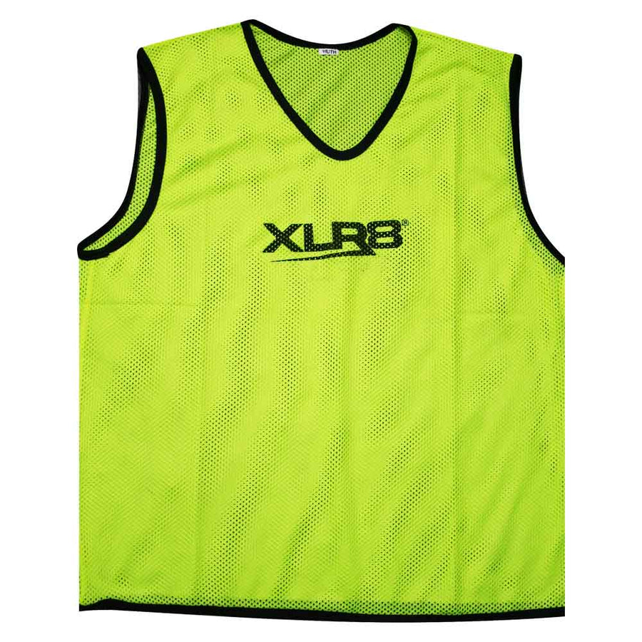XLR8 Hi Vis Training Bibs-TBA-Speed Power Stability Systems Ltd (XLR8)