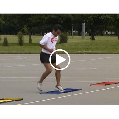 Multi-Coloured Ladder Drills Online Video