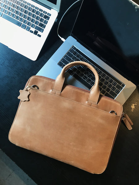 bagspace,db96,laptopbag,premium,light,aniline,leather