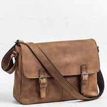 Load image into Gallery viewer, Bag - BM33 | Nubuck Messenger Bag (ราคาปกติ 8,095 บาท )
