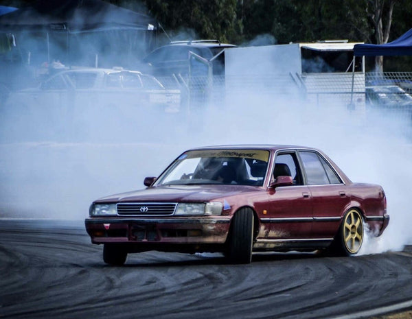 Jason - 1JZ Cressida – Revolution Motorsport