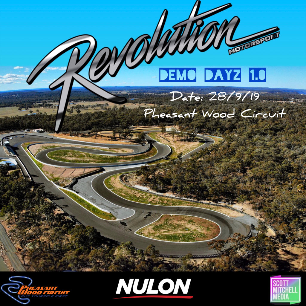 Revolution Motorsport - Demo Dayz 1.0