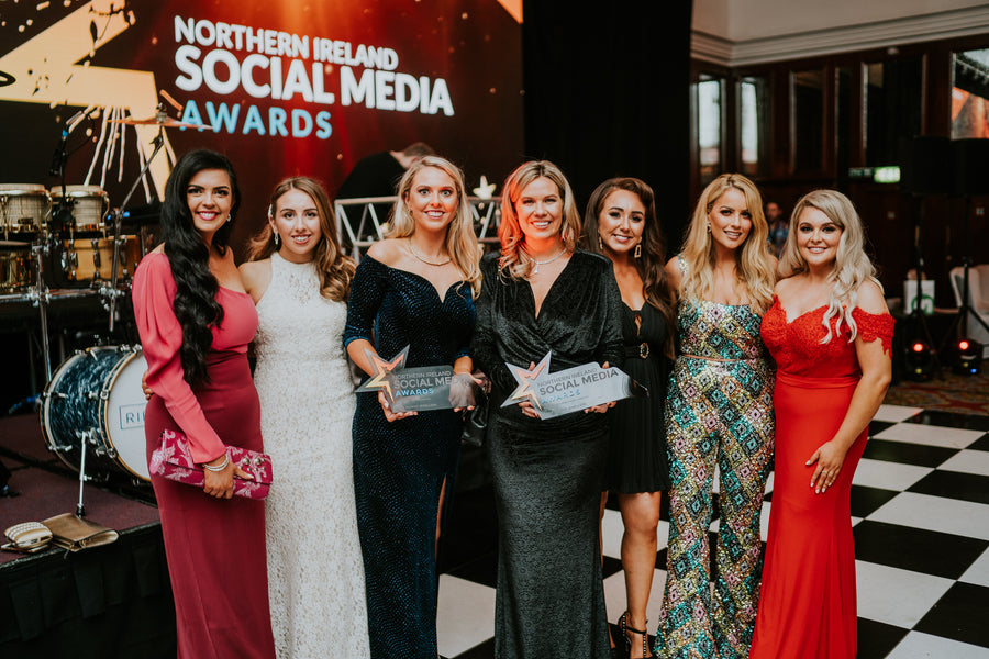 Jack Murphy Jewellers Celebrates Double Succes at the NI Social Media Awards!