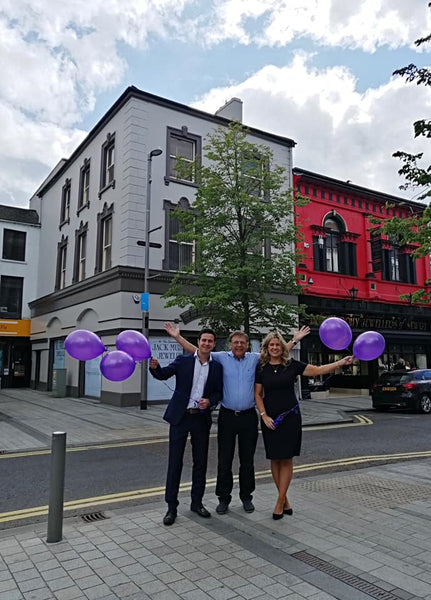 Family-Run Newry Jewellers Unveils Exciting Expansion Plans